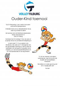 Ouder-kind Toernooi @ Westhoeve | Tilburg | Noord-Brabant | Nederland