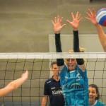 2017-04-17 Volley Tilburg verliest vijfsetter