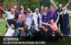 Volley Tilburg Activiteiten