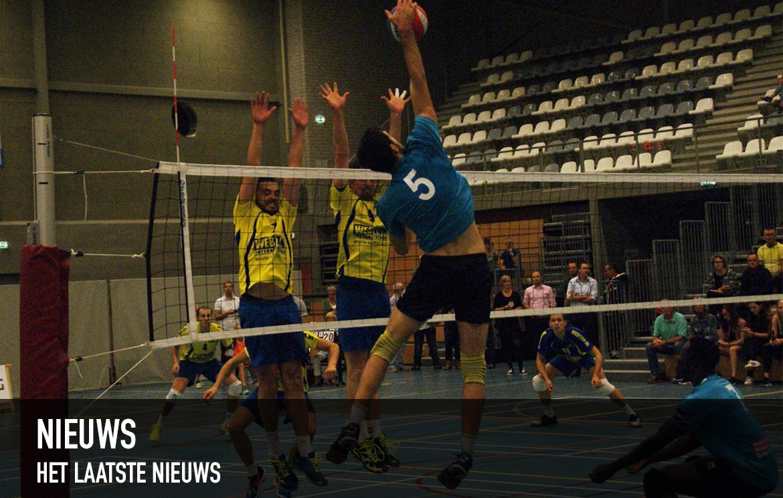 Volley Tilburg Nieuws