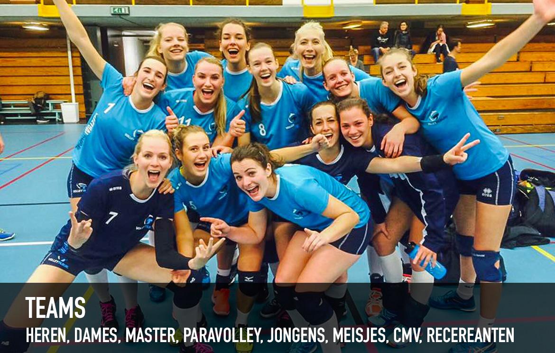 Volley Tilburg Teams