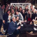 2017-12-16 Spaarnestad - Volley Tilburg