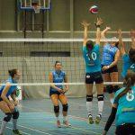 Opnieuw ruime overwinning voor Volley Tilburg